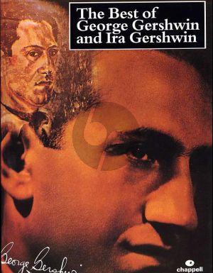 Gershwin The Best of George Gershwin and Ira Gershwin Piano Vocal Guitar