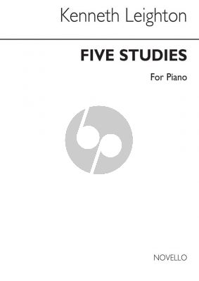 Leighton 5 Studies Op. 22 Piano