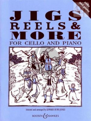 Jigs Reels & More Violoncello-Piano