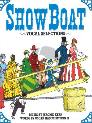 ShowBoat Vocal Selections Piano-Vocal-Guitar (Musical)