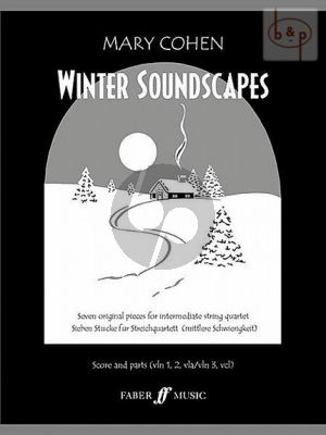 Winter Soundscapes (with violin 3 as altern.to viola)