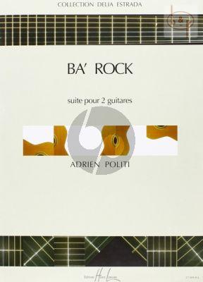 Ba'Rock pour 2 Guitares