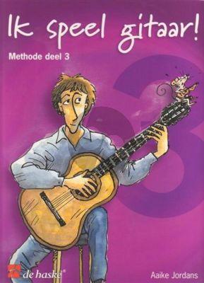 Jordans Ik speel gitaar Vol.3 (Methode)
