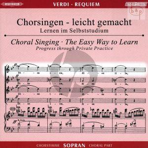 Requiem (Sopran Chorstimme) (2 CD's)