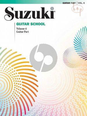 Guitar School Vol.4 Guitar Part