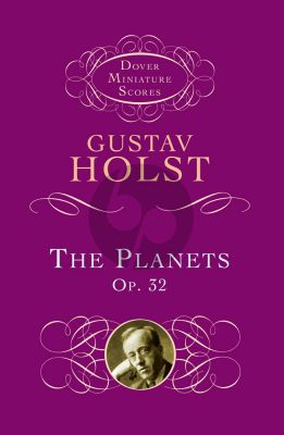 Holst The Planets Op. 32 Study Score