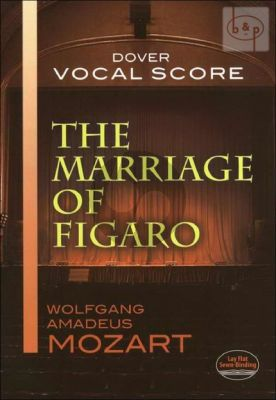 The Marriage of Figaro (Vocal Score)