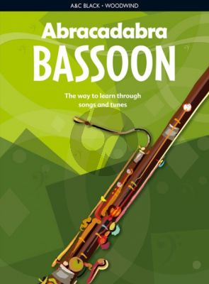 Sebba Abracadabra Bassoon (The way to learn through Songs & Tunes)