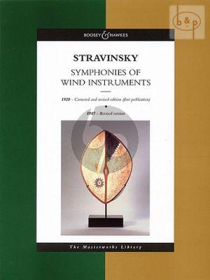 Symphonies of Windinstruments