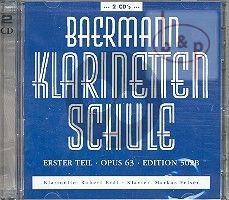 Klarinettenschule Teil 1 Op.63