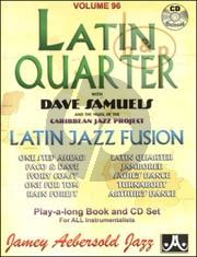 Jazz Improvisation Vol.96 Latin Quarter