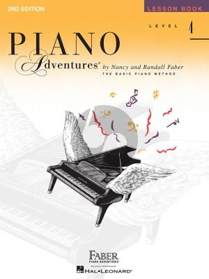 Piano Adventures Lesson Book Vol.4