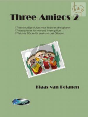 3 Amigos Vol.2 (