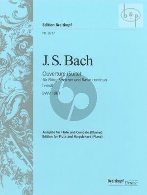 Ouverture (Suite) Nr.2 h-moll BWV 1067