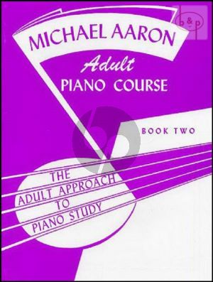 Aaron Adult Piano Course Vol.2