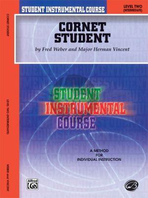 Weber-Vincent Cornet Student Level 2 (intermediate)