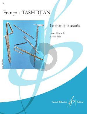 Tashdjian Le Chat et la Souris Flute seule