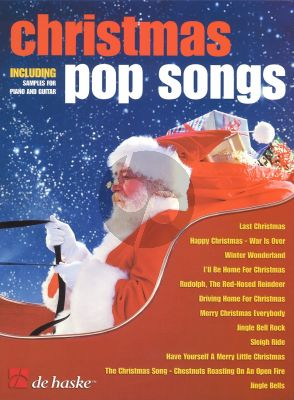 Christmas Popsongs (Piano-Vocal-Guitar) (edited by Ed Wennink)