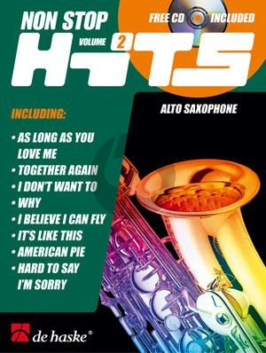 Non Stop Hits Vol.2 Alto Saxophone