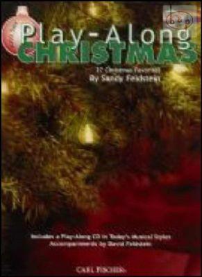 Christmas Playalong (27 Favorites) (Alto Sax)