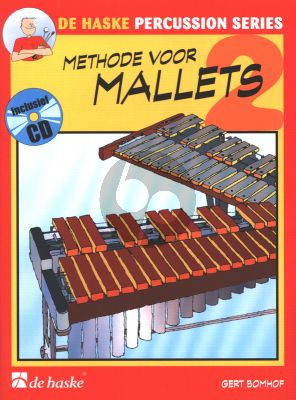 Bomhof Methode voor Mallets Vol. 2 (Bk-Cd)