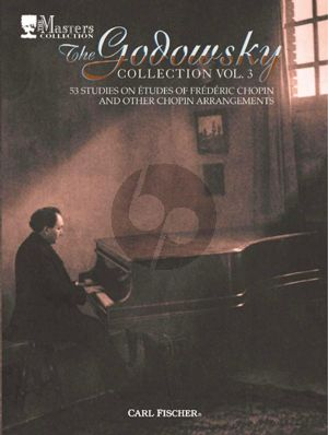 Godowsky Collection Vol.3 (53 Studies of Chopin)