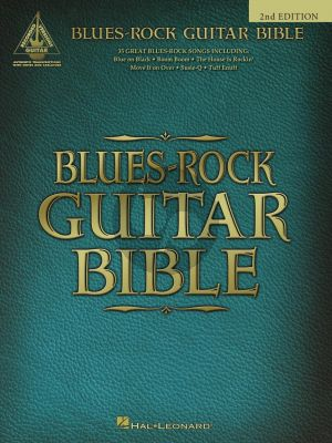 Blues Rock Guitar Bible (Recorded Versions) (2nd. edition)
