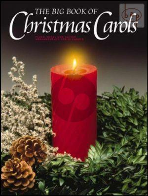 Big Book of Christmas Carols Piano-Vocal-Guitar