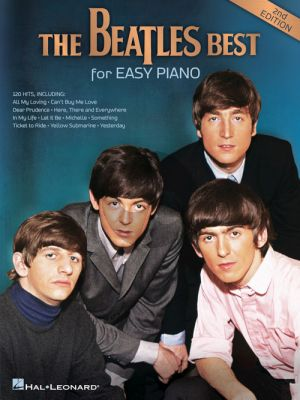Beatles Best for Easy Piano (incl. Lyrics) (2nd. ed.)