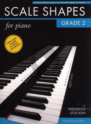 Stocken Scale Shapes for Piano Grade 2