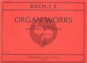Organworks Vol.1 Piano 4 hds