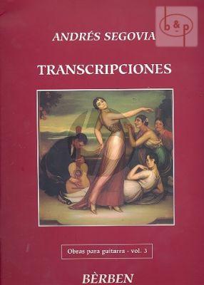 Transcripciones