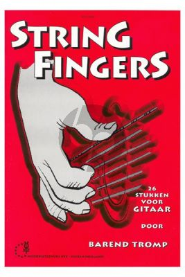 Tromp String Fingers (26 Easy & Early Intermediate Pieces)