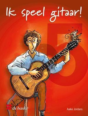 Jordans Ik speel gitaar (Methode) Vol.5