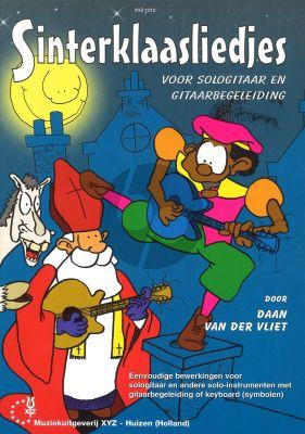 Sinterklaasliedjes (Sologitaar en andere solo- instrumenten met gitaarbegeleiding of keyboard)