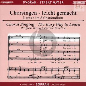 Stabat Mater Op.58 (Sopran Chorstimme)