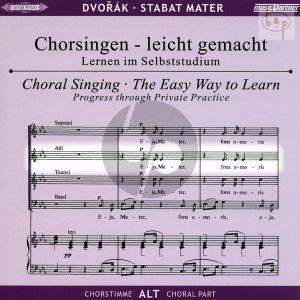 Stabat Mater Op.58 (Alt Chorstimme)