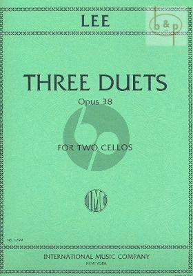 3 Duets Op.38