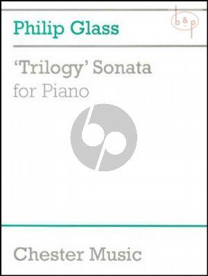 """Glass Sonata """"Trilogy"""" Piano Solo"""
