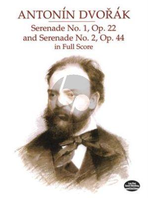 Dvorak Serenade N. 1 Op. 22 And Serenade N. 2, Op. 44