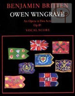 Owen Wingrave Op.85