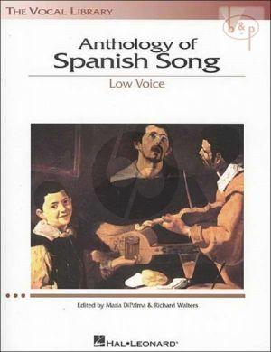 Anthology of Spanish Song