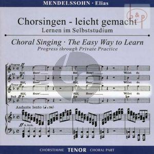 Elias Op.70 Tenor Chorstimme (2 Cd's)