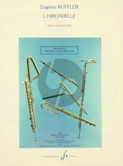 Kuffler L'Hirondelle Flûte seule (Difficile[8])