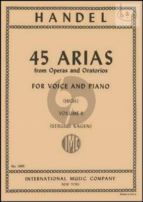 45 Arias Vol.2