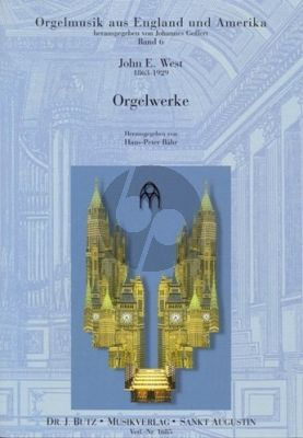 West Orgelwerke (Hans-Peter Bahr)