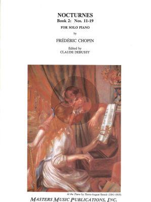 Chopin Nocturnes Vol.2 (Nos.11 - 19) (Debussy)
