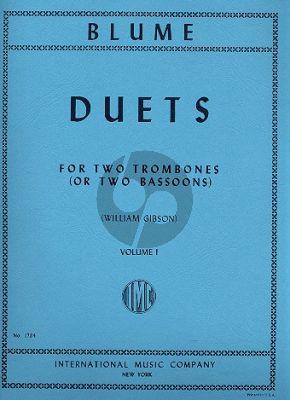 12 Duets Vol.1