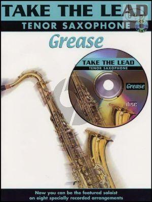 Take the Lead Grease Tenor Saxophone (bk-Cd)