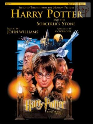 Harry Potter and the Sorcerer's Stone (1 - 2 - 3 Flutes)